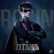Titans - Jason Todd Poster - Season 2