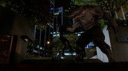 Man-Shark fight with The Flash (2)