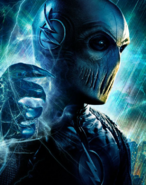 The Flash season 2 poster - Zoom