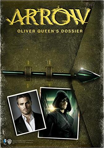 Arrow - Oliver Queen's Dossier