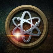 Atom emblema