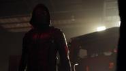 Dark Arrow nakazuje rozpocząć inwazję na Ziemię-1 (3)