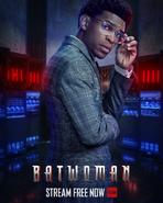 Batwoman Season 2 Luke Fox Promotional Image