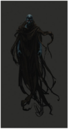 Shadow demon concept art