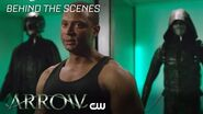 Arrow Inside Thanksgiving The CW