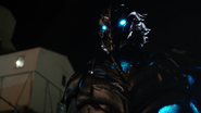 Savitar first real fight with Flash (1)