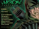 Reckoning (Arrow: Season 2.5)
