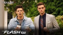 The Flash When Harry Met Harry… Trailer The CW