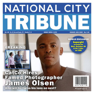 CatCo Hires Famed Photographer James Olsen - National City Tribune