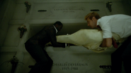Papa Midnite working with Constantine (6)