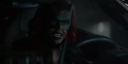 Ryan drives the Batmobile