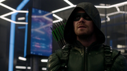 Green Arrow fourth suit