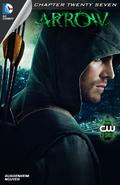 Arrow capítulo 27 portada digital