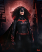 Ryan Wilder as Batwoman first look 1
