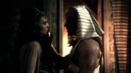 Khufu and Chay-Ara kiss (2)