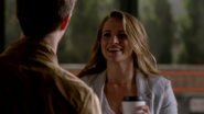Patty Spivot and Barry Allen talk in CC Jitters (5)