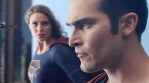 Supergirl Season 2 trailer
