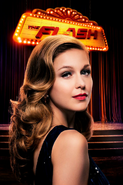 The Flash - Duet poster - Kara Danvers