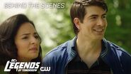 DC's Legends of Tomorrow Inside Phone Home The CW
