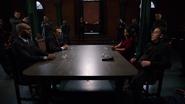Diaz zasiada przy stole Kwadrantu