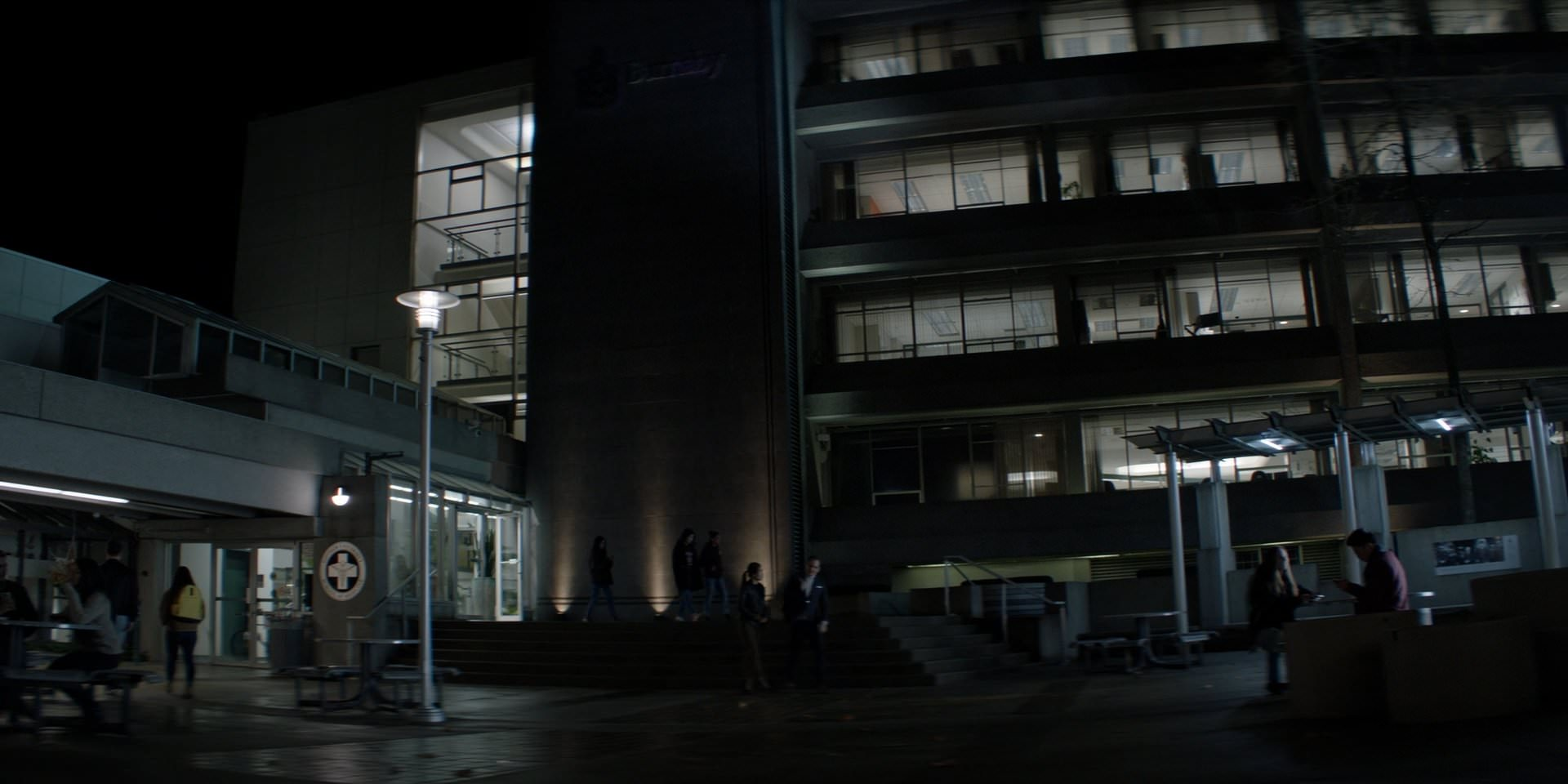 Gotham University (Earth-Prime)
