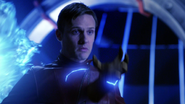 Jay Garrick stabilize breach and kidnapped by Zoom (7)