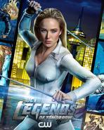 Pôster de Legends of Tomorrow para o DC FanDome