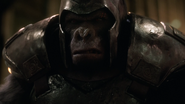 Solovar and Grodd fight in Central City (4)