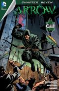 Arrow capítulo 7 portada digital