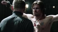 Oliver tortured by Kovar