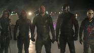 Team Arrow Year Seven