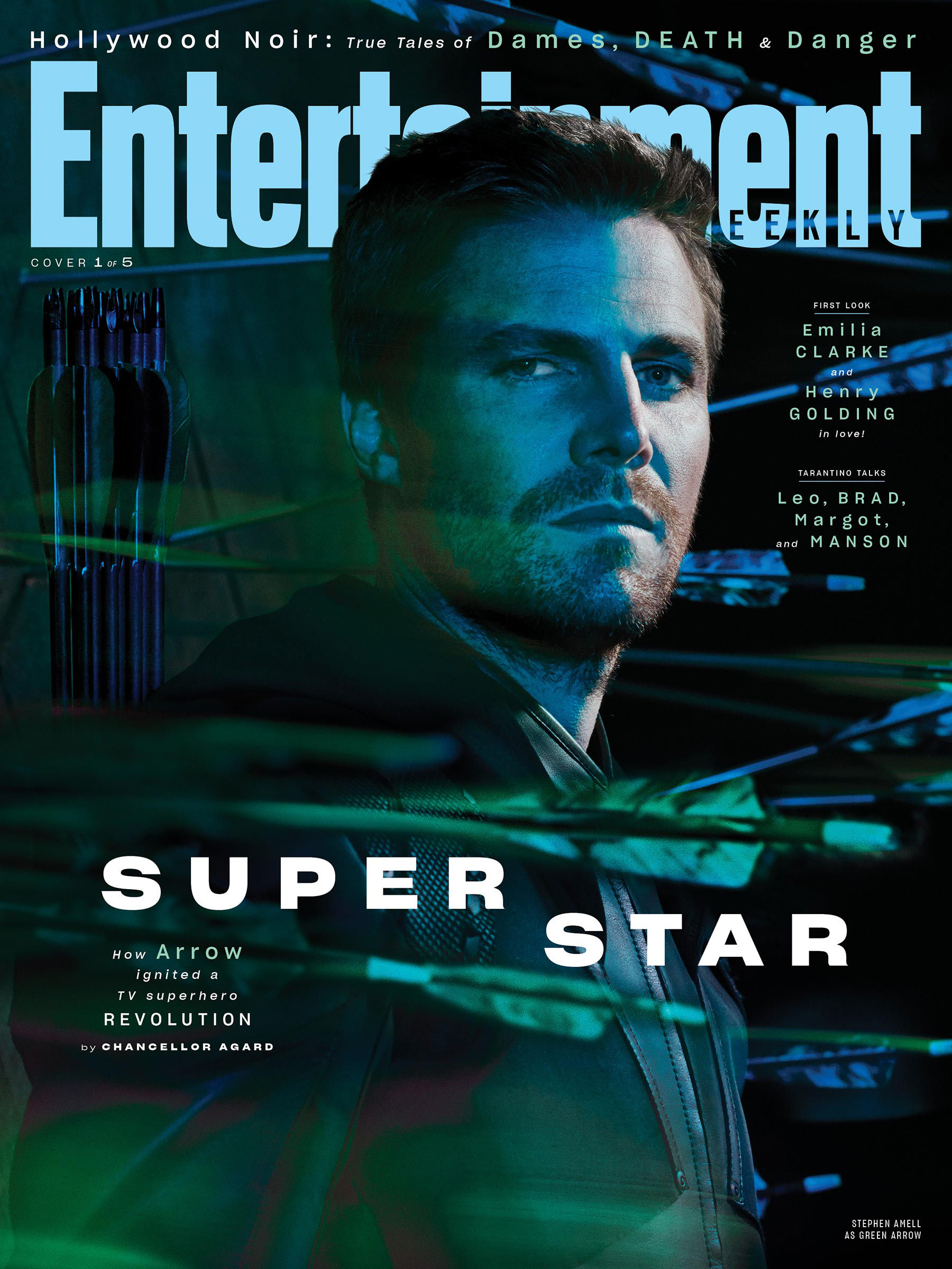 Arrow season 8 - Entertainment Weekly cover.png