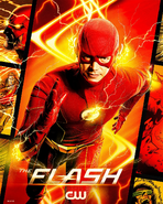 Pôster de Flash para a T7