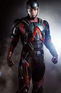 Atomo Exo traje revelado