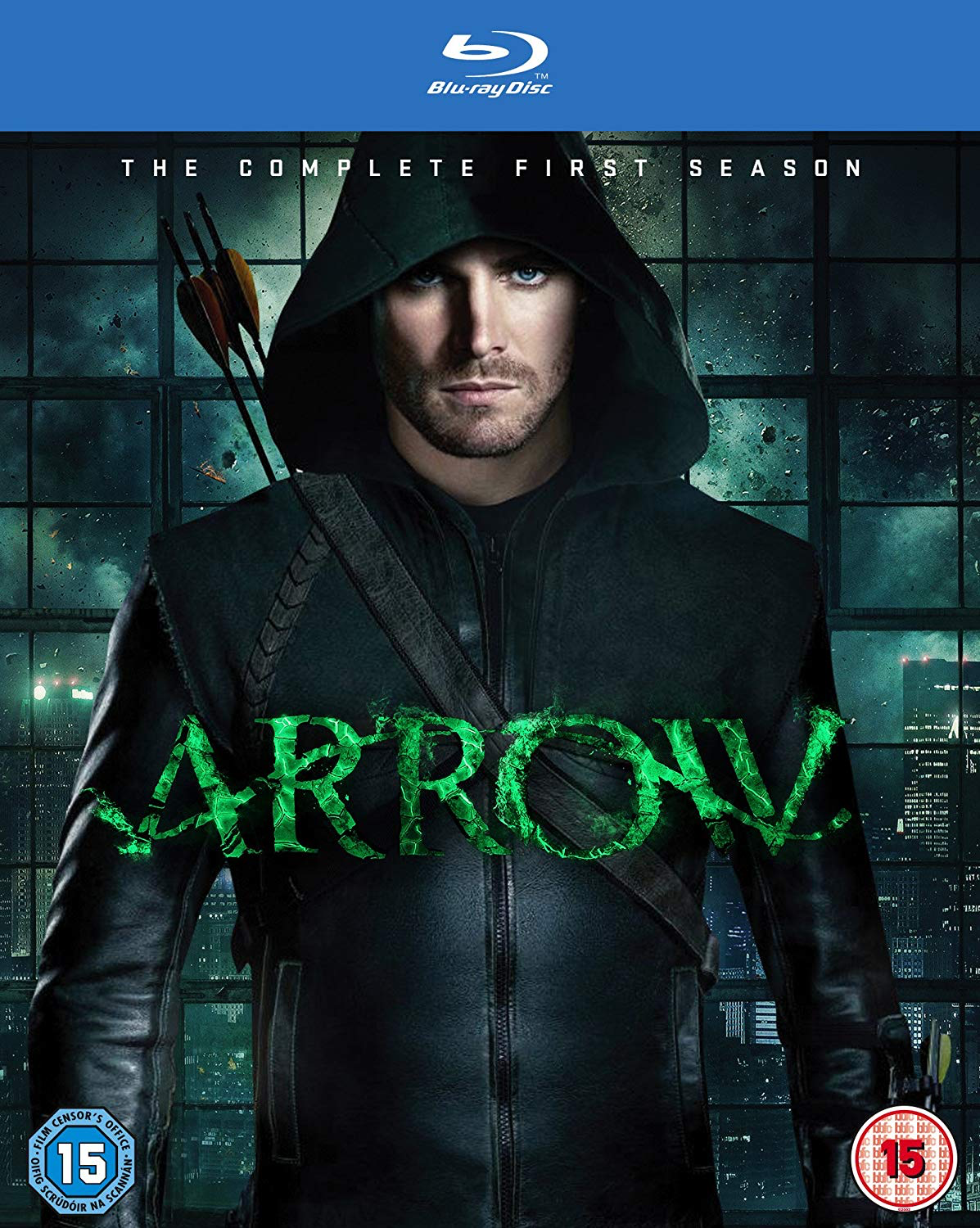 Arrow - The Complete First Season region B cover.png