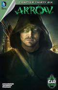 Arrow capítulo 36 portada digital