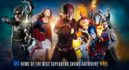 Home of the Best Superhero Shows Anywhere