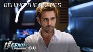 DC's Legends of Tomorrow Inside Freaks and Greeks The CW
