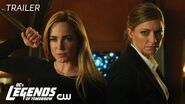DC's Legends of Tomorrow The Right Stuff Trailer The CW