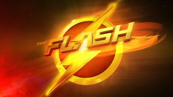 The Flash promotional title card.png