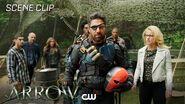 Arrow Fallout Scene The CW