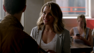 Patty Spivot and Barry Allen talk in CC Jitters (3)