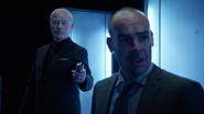 Damien Darhk gives job Quentin Lance (3)