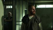 Stanley witnesses Oliver's escape