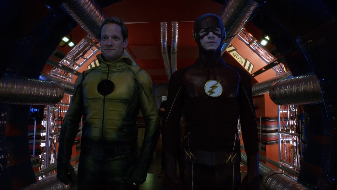 The Reverse-Flash Returns