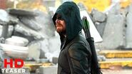 DCTV Crisis on Infinite Earths Crossover Arrow Teaser Full HD-1