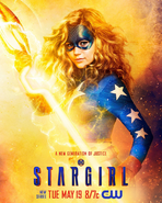 Pôster de DC's Stargirl (The CW)
