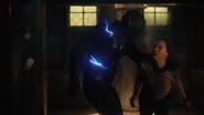 Zoom and Team Flash fight in Earth-2 (4)