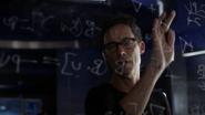 Harrison Wells (Earth-2) calculates something (1)
