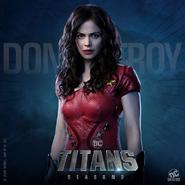 Titans - Donna Troy Poster - Season 2